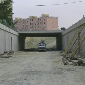 Ferdinando Masciotta - Viabilità di penetrazione urbana Cagliari
