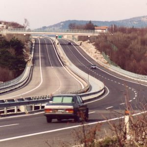 Ferdinando Masciotta - Lotto autostradale Venezia